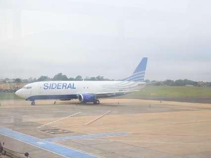 Tempo nublado faz Aeroporto Internacional operar por instrumentos