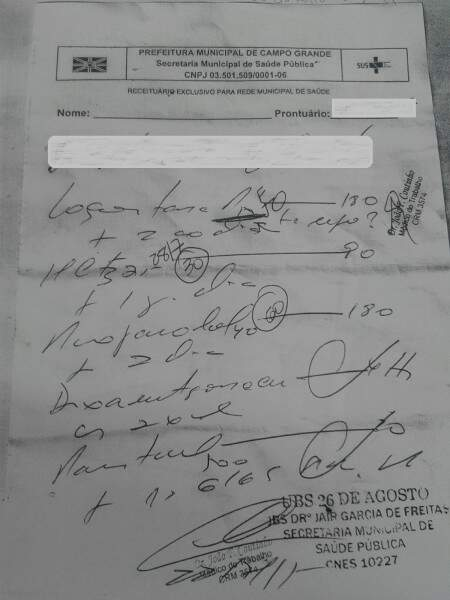 Farmacêutico ficou revoltado com atitude do médico  (Foto: Direto das Ruas)