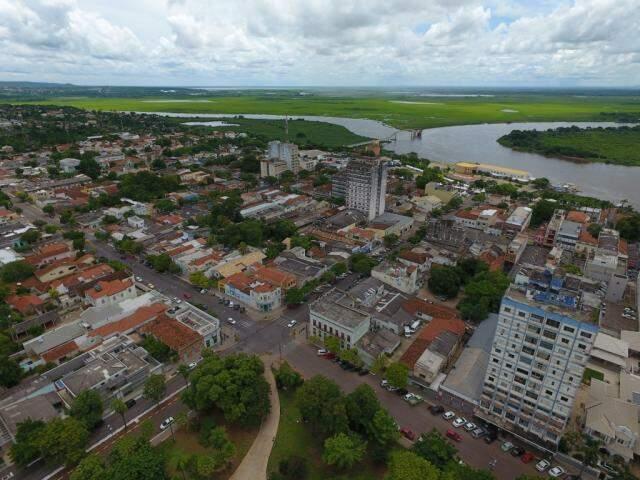 Corumbá apresenta problemas com internet e telefonia neste sábado (Foto: Divulgação)