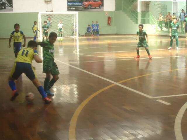 Competição movimenta principais equipes do futsal sul-mato-grossense (Foto: Divulgação)