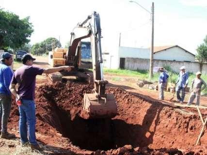 Projeto de drenagem prevê piscinão para barrar enxurrada no Santa Luzia