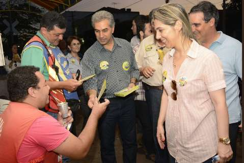 Reinaldo quer integrar rota turística no Pantanal e asfaltar a BR-419