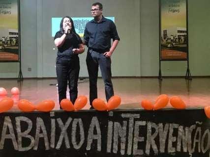 Exonerados, diretores vão à Justiça contra reitora temporária da UFGD