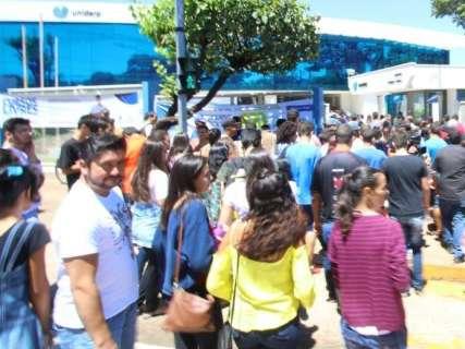 Com 92 mil inscritos, Enem tem 38,8% de abstenção em Mato Grosso do Sul