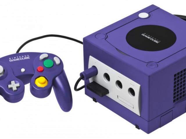 Em 2001 a Nintendo abandonava os cartuchos com o lançamento do Gamecube