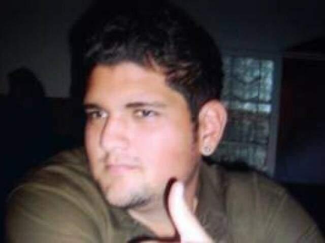 Jeferson Bruno Escobar, o Brunão morreu em 2011 (Foto: Arquivo Pessoal)
