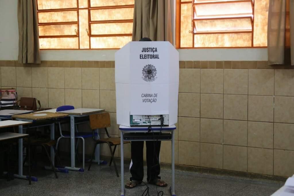Segundo turno das Eleições acontecerão no próximo domingo, dia 28. (Foto: Paulo Francis)