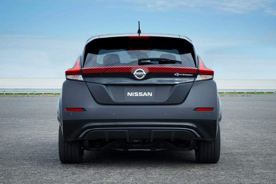 Veículo tem dois motores elétricos distintos – um na frente e outro na traseira. (Fotos: Divulgação Nissan)