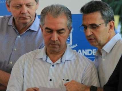 Reinaldo diz que investimentos e obras vão regionalizar a saúde em MS