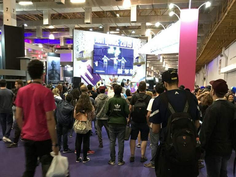 WB Games traz ao evento jogos esperados da Capcom, Ubisoft e Electronic Arts.