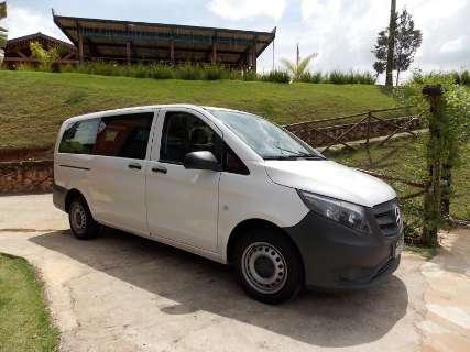 Vito chega ao mercado brasileiro com opção diesel e flex