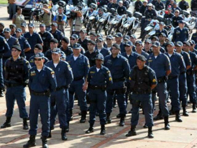 Concurso prevê novas vagas para policial militar no Estado (Foto: Divulgação)