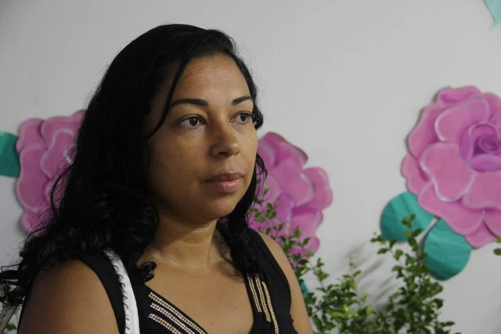 Elaine Cristina Felisberto Rodrigues Tavares, 39 anos (Foto: Marcos Ermínio)