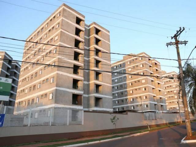Novos empreendimentos imobiliários surgem na Capital impulsionados pelo aquecimento do setor (Paulo Francis)