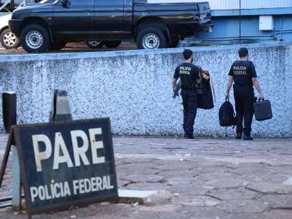 PF prendeu militar da Marinha e mais 4 durante operação contra pedófilos