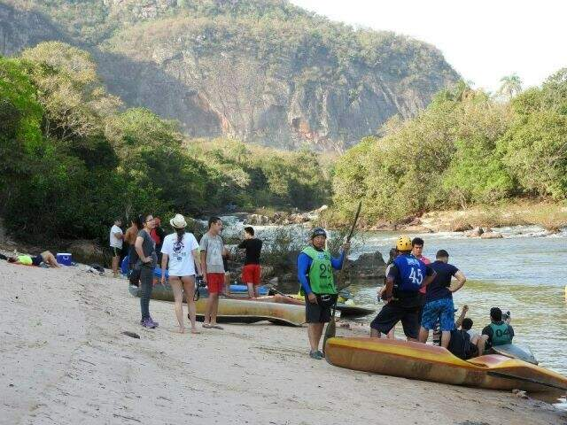 Evento vai movimentar esportes de aventura na região de Aquidauana. (Foto: Agecom)