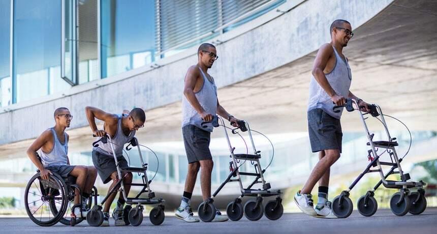 Três experiências fazem paraplégicos voltar a andar