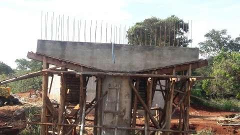 Obras de pontes em Rio Brilhante e Rio Negro terão recursos de R$ 4,3 milhões