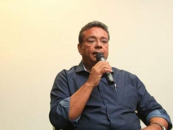 Ruiter Cunha faleceu nesta madrugada em Campo Grande (Foto: Marcos Ermínio)