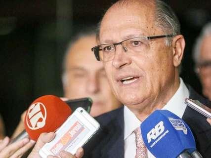 Reunião com Alckmin vai discutir desafios do setor produtivo de MS