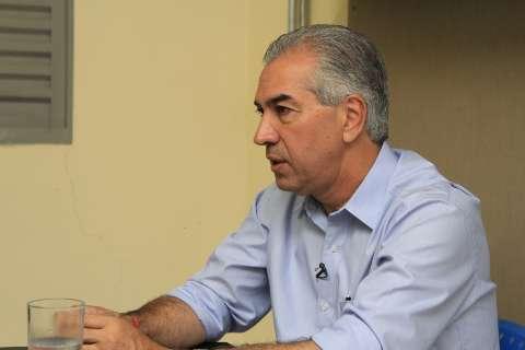 Reinaldo deve reduzir comissionados e entregará documento a Bolsonaro