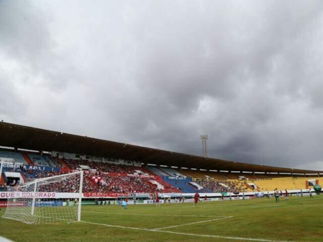 Morenão sedia primeira partida, na quarta-feira, entre União/ABC e Operário (Foto: Marcos Ermínio/Arquivo)