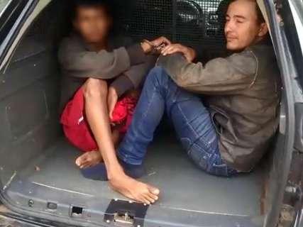 Homem inventa falso furto para despistar policiais após esposa fugir de agressão