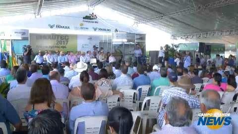 Showtec anuncia recorde de produção de soja no Estado