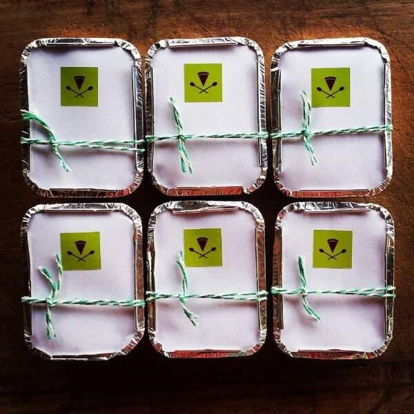 Bolos e tortas também são vendidos em porções individuais (Foto: Divulgação)