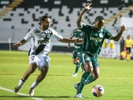 Palmeiras domina partida e vence Ponte Preta por 1 a 0