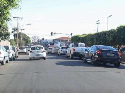 Brilhante e Guia Lopes vão ganhar novos semáforos em 9 cruzamentos