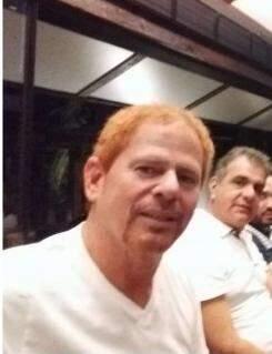 Messer, ao lado de Antonio, comemora aniversário em setembro de 2018. (Foto: Reprodução)