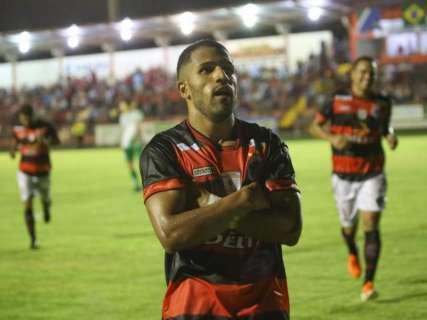 Águia Negra estreia com vitória por 2 a 0 sobre Pontaporanense