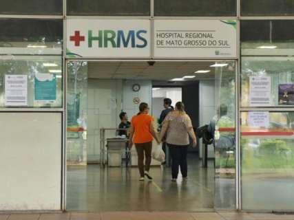HR não contrata enfermeiros e mais de 1,5 mil pacientes aguardam cirurgias