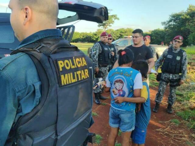 Crime aconteceu em assentamento indígena às margens da BR-163. (Foto:Adilson Domingos)