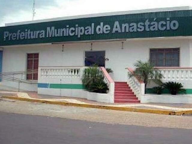 Prefeitura de Anastácio abriu vagas para preencher diversos cargos (Foto: divulgação/assessoria)