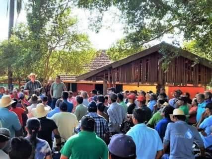Amazônia Legal é prioridade, mas meta do Incra é quadriplicar titulações em MS