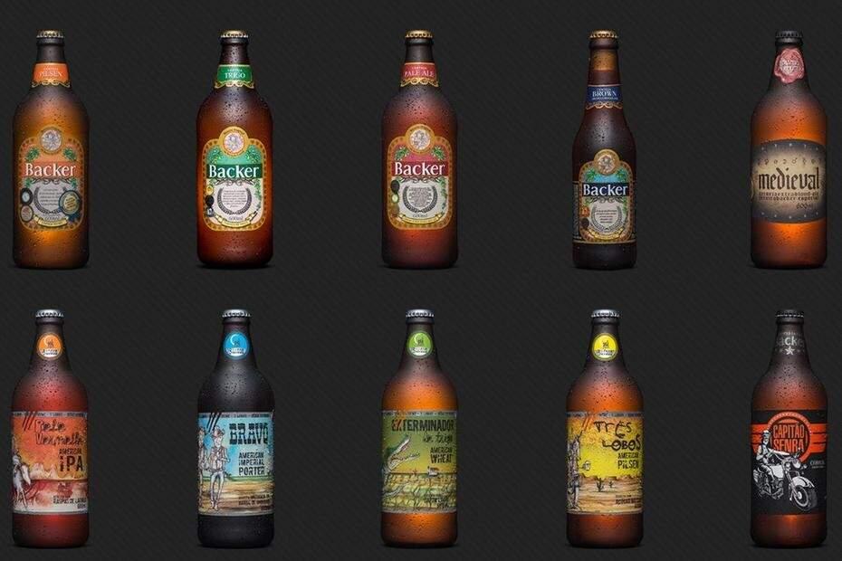 Cervejaria produz inúmeras cervejas que também deverão ser recolhidas. (Arquivo)
