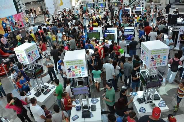 Programe-se para conhecer o Museu do Videogame Itinerante em 2020