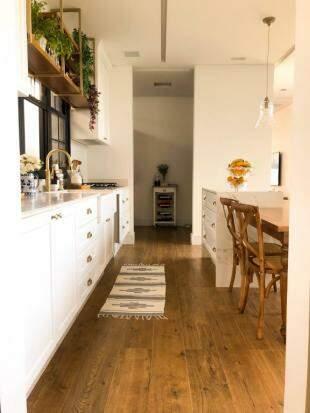 Imagem da cozinha. (Foto: Arquivo Pessoal)