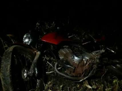 Motociclista morre no hospital após ser atropelado por veículo em distrito