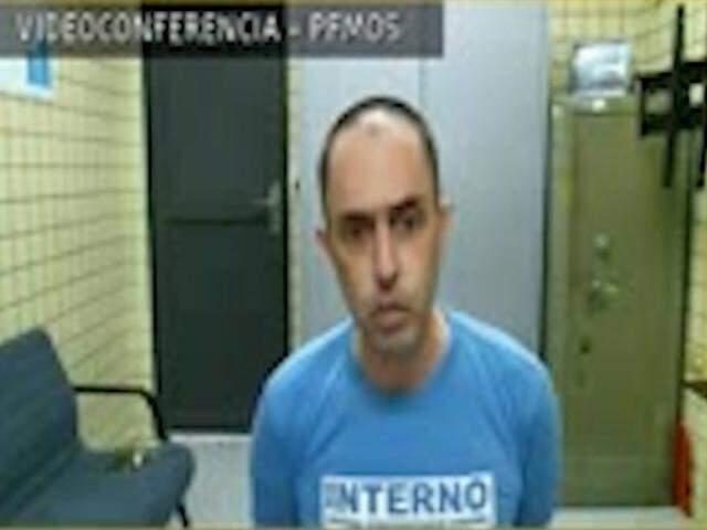 Jamil Name Filho está preso na Penitenciária Federal de Mossoró (Reprodução Vídeo)