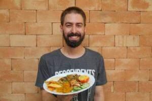 Apesar de recente, restaurante de Guilherme já tem clientes fieis. (Foto: Marcos Maluf)
