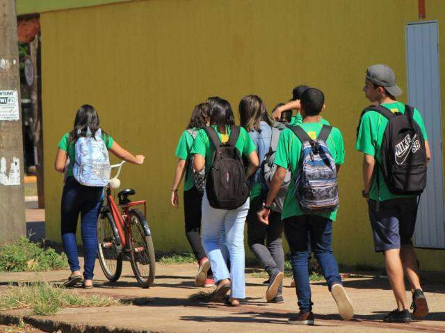 Piso dos professores será reajustado em 12,84% (Foto: Marina Pacheco/Arquivo)
