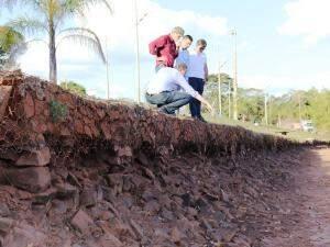 Problema foi descoberto em agosto, quando lago foi esvaziado (Foto/Arquivo)