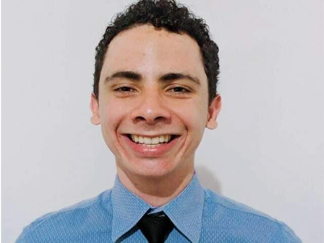João Vitor Alves - Advogado (Foto: Arquivo Pessoal)