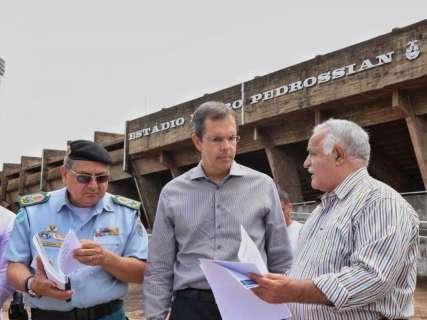 MP recebe laudos e define liberação do Morenão para Estadual até sexta