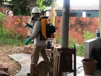 Com 534 casos notificados em 22 dias, Corumbá vive epidemia de dengue