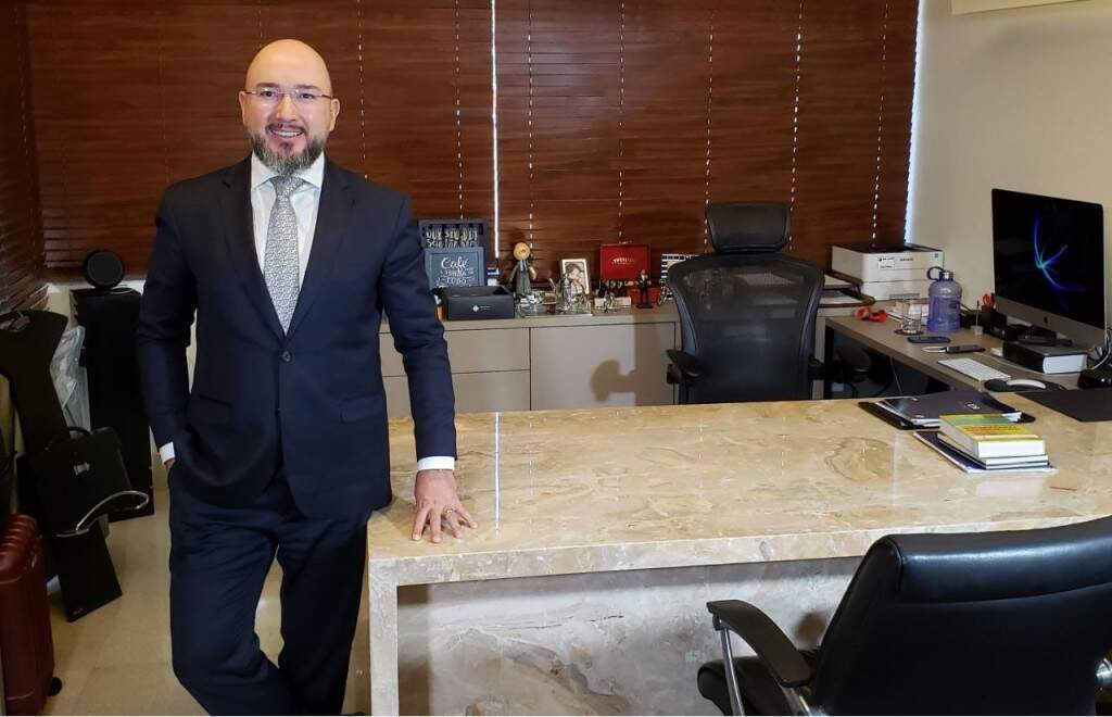 Dr. Henrique Lima - Advogado (Foto: Arquivo Pessoal)