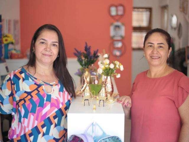 Na Vila Jacy, irmãs abrem loja que é o paraíso para quem gosta de decorar